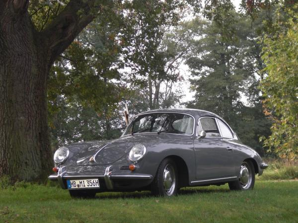 Porsche 356 C