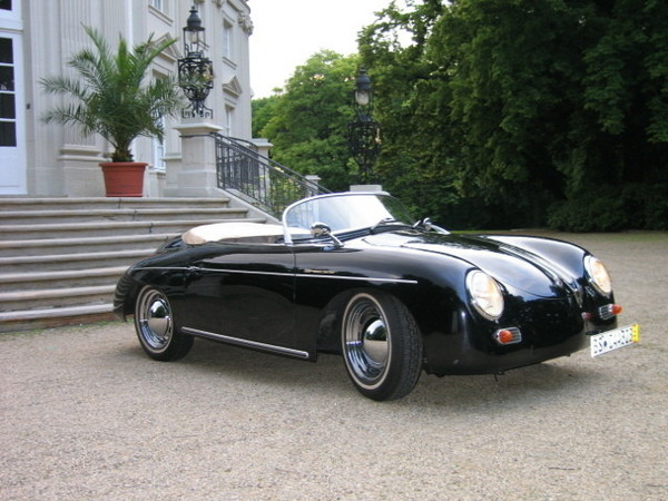 oldtimer porsche 356 speedster vintage traum zum erleben pictures. Black Bedroom Furniture Sets. Home Design Ideas