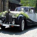 Rolls-Royce Silver Wraith - absolut seltener Oldtimer
