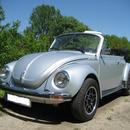 VW Kfer Cabrio 1303 LS - auch als Gutschein zu haben!!!