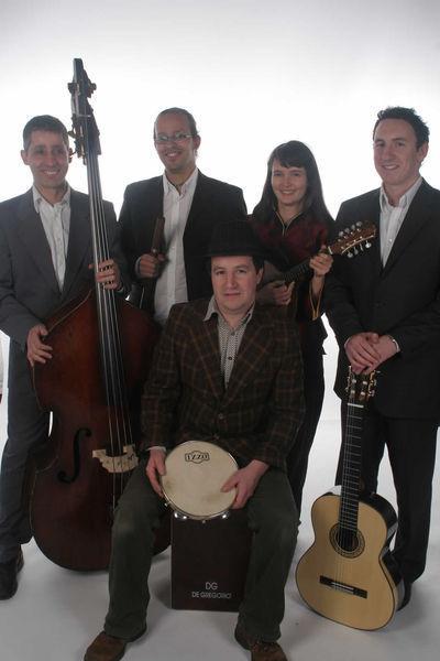 music groups latin band