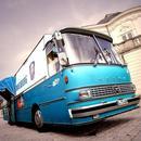 Der blaue Bus - die mobile Location f�r Euren Junggesellinnenabschied