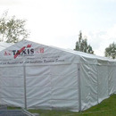 Partyzelt, 8x18m