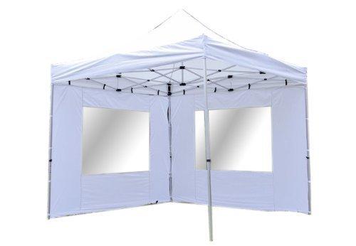 pavillon 3m x 3m faltbar partyzelt 9300740415. Black Bedroom Furniture Sets. Home Design Ideas