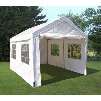 profi zelt palma 3x4 meter pavillon partyzelt mit. Black Bedroom Furniture Sets. Home Design Ideas