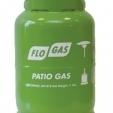 11kg Patio Gas Bottle Green