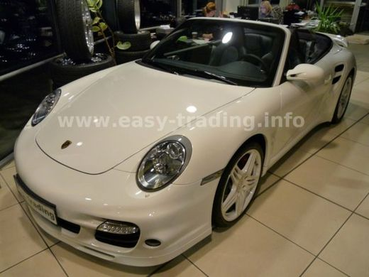 Porsche - Porsche 911 997 Turbo Cabrio 480PS