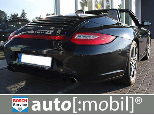 traumauto porsche 911 997 carrera 4s pdk cabrio special. Black Bedroom Furniture Sets. Home Design Ideas