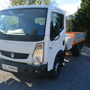 Abrollkipper mieten - Renault Maxity | Langzeitmiete sowie Mietkauf m�glich! Long term rent and hire-purchase possible