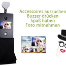Photobooth, Foto Box, Fotoautomat als Promotionsystem mieten