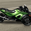 Can-Am Spyder Roadster SE5 BRP