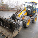 Radlader JCB 409