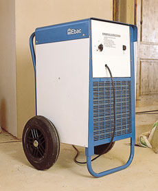 Raum- & Bautrockner - Industrial Building Dryer / Dehumidifier