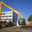 JCB JS 260 Long Reach 19m