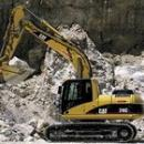 Kettenbagger CAT 319 DL bis 20 to