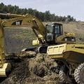 Kettenbagger CAT 323 DL bis 22 to