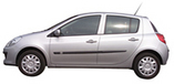 Renault Clio 1.6 Automatic Car Hire