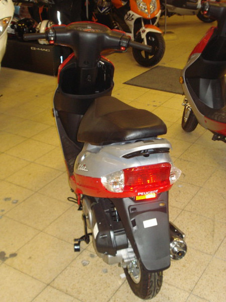 Roller - Peugeot Vclic 50 ccm