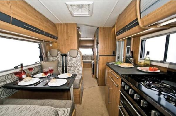 RV - Auto-trail Frontier Scout - 6 Berth - Belfast, Northern Ireland