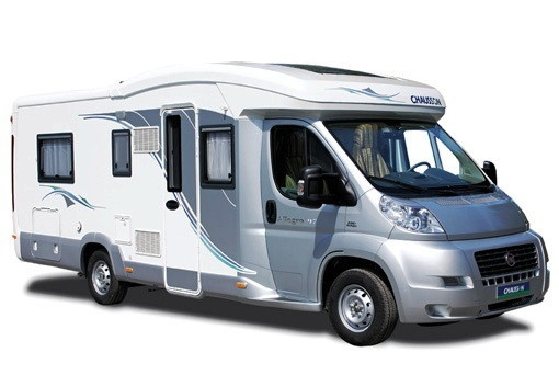 Chausson Allegro 93 - 4 Berth - Edinburgh Airport