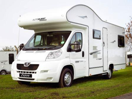 Elddis Autoquest 180 - 6 Berth - Stockport nr. Manchester