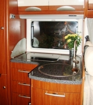Hymer B654 - 4 Berth - Reading from Nottinghamshire on erento.net
