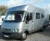 Hymer B654 - 4 Berth - Reading
