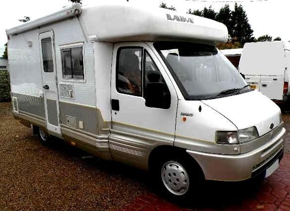 Laika Ecovip 7R - 4 Berth - Great Oakley nr. Northampton