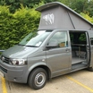 Nomad: 2-4 person VW Camper