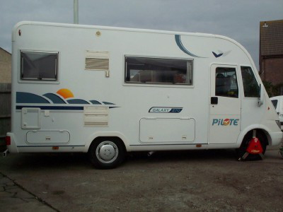Pilote Galaxy 270 - 4 Berth - Waterlooville nr. Portsmouth