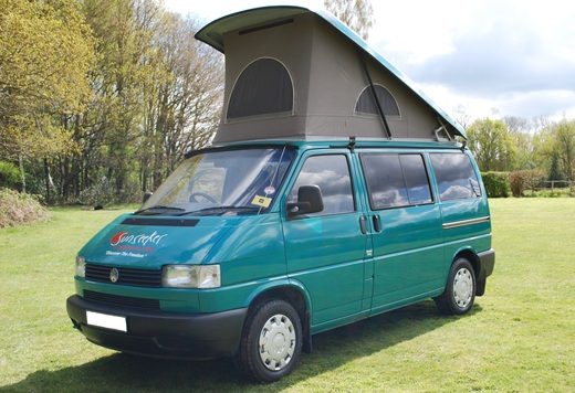 Reimo VW 4 Berth Campervan