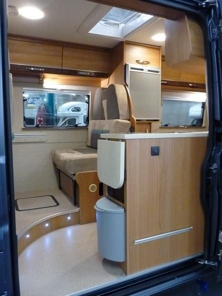 RV - Swift Mondial - 3 Berth