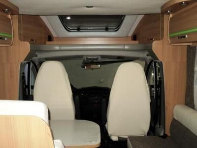 TEC Motorhome Lift 682 G from Osterr�nfeld on erento.net
