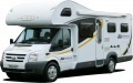 Tribute 725 Family 4 berth motorhome  2012, best price guaranteed, Cheshire plus delivery to you
