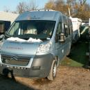 Van Conversion - Globescout/2Win - Poessl/Globecar