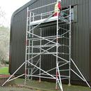 4.2m Handrail Tower Rental (1.8m Deck)
