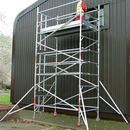 4.2m H/R Narrow GRP Tower Rental (1.8m Deck)