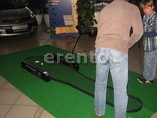 Golf für alle - Golfsimulator- Putting Simulator - Minigolf