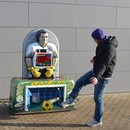 Power Kick Simulator / Schusskraftmesser / Fussballsimulator / Kick It / Power Kick
