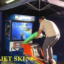 Simulator - Jetski / Wave Runner / Aqua Jet / Beach Party / Firmenfest / Fahrsimulator / Wellenreiten / Wasser Sport Simulator / Sommerfest Attraktion / Rodeo Riding