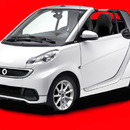 Smart / Cabrio mieten in Berlin - ab 55, -EUR / WOCHENEND SPECIAL TARIFE / FR. - MO.