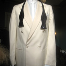 White Dinner Jacket, wei� oder creme