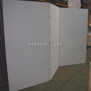 paravent wei sonstige m bel 9254128618. Black Bedroom Furniture Sets. Home Design Ideas