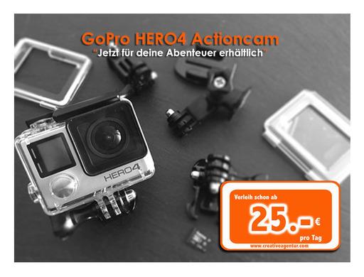 gopro hero 4 actioncam inkl zubeh r verleih n rnberg sonstige videokameras 9761493469. Black Bedroom Furniture Sets. Home Design Ideas