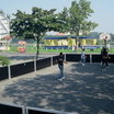 Basketball Court 6 x 12m / Street Basketball aus Mnchengladbach bei erento.com