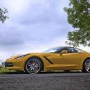 Corvette Stingray C7 - 6,2 L. V8 als Targa mit ca. 460 PS