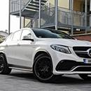 GLE 63s AMG Coupe, Mercedes Benz Luxus SUV 585 PS, Exklusiver Traumwagen von RFC Cars