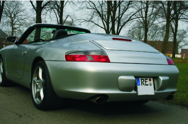Porsche 911 Cabrio aus Marl bei erento.com