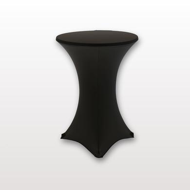 stretch husse wei f r stehtisch stehtische pictures to. Black Bedroom Furniture Sets. Home Design Ideas