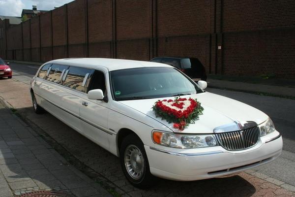 Hochzeitsangebot limousinen komplettpaket inkl allen extras